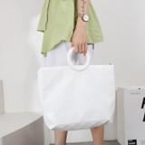Presley White Bag
