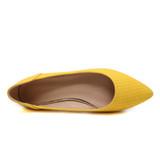 Grace Yellow Flats