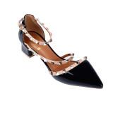 Cameron Black Heels