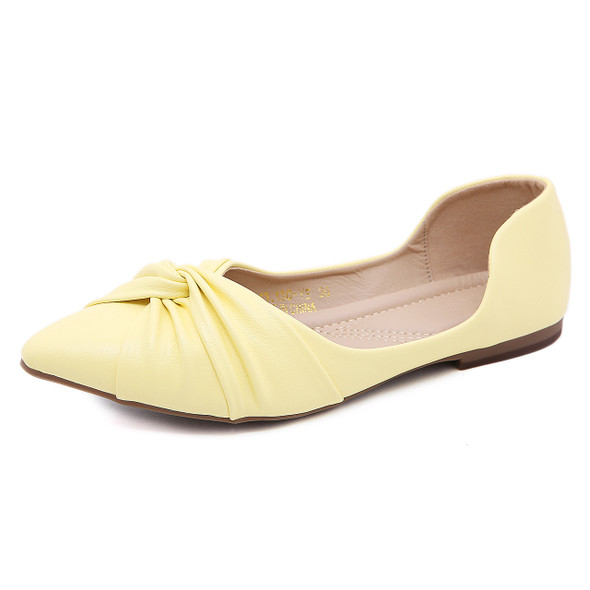 Moriah Yellow Flats