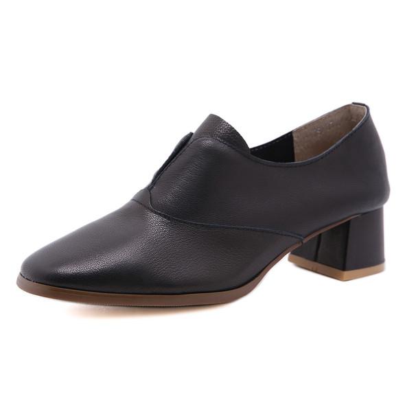 Aurora Black Heel