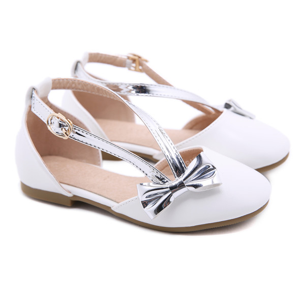 Adeline White/Silver