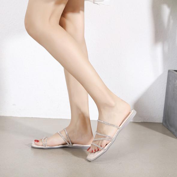 Evelyn Beige Sandals