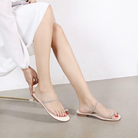 Serenity Gold Sandals