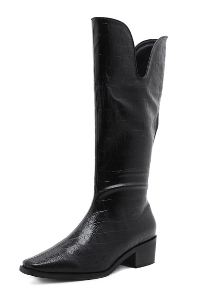 Sierra Black Boots