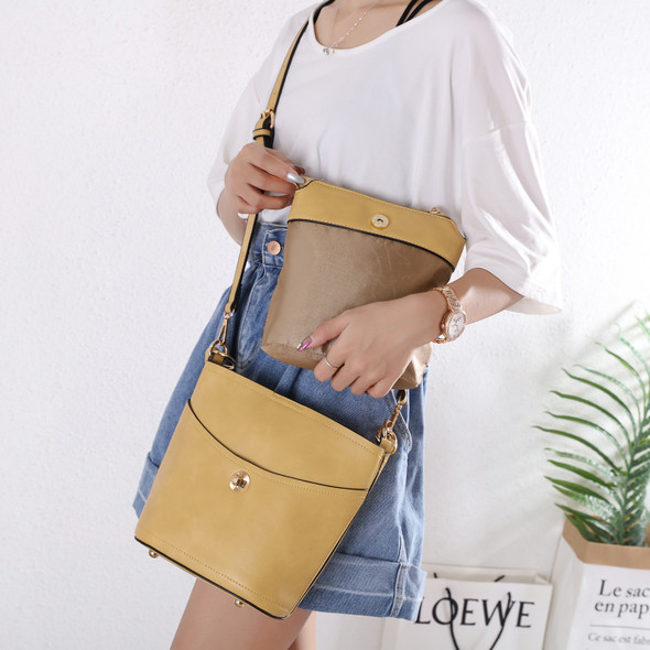 Adele Yellow Bag
