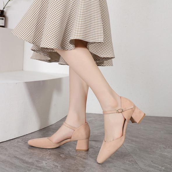 Harmony Pink Heels