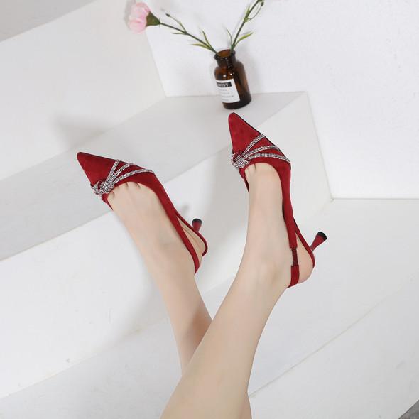 Kimberly Red Heels
