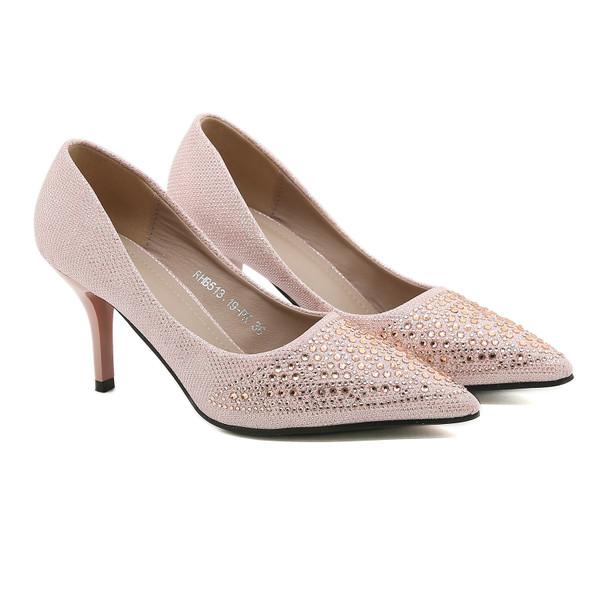 Rosalie Pink Heels