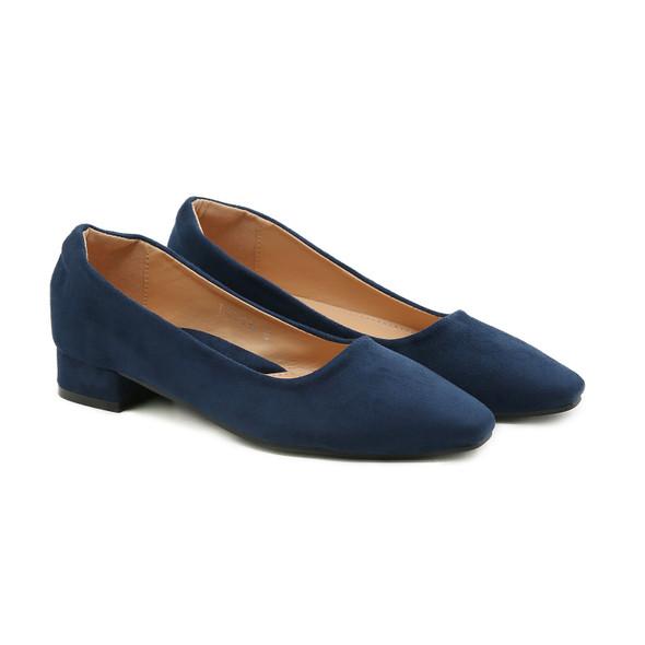 Teagan Sapphire Heels