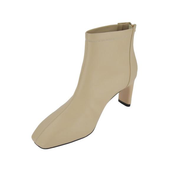 Khloe Beige Boots