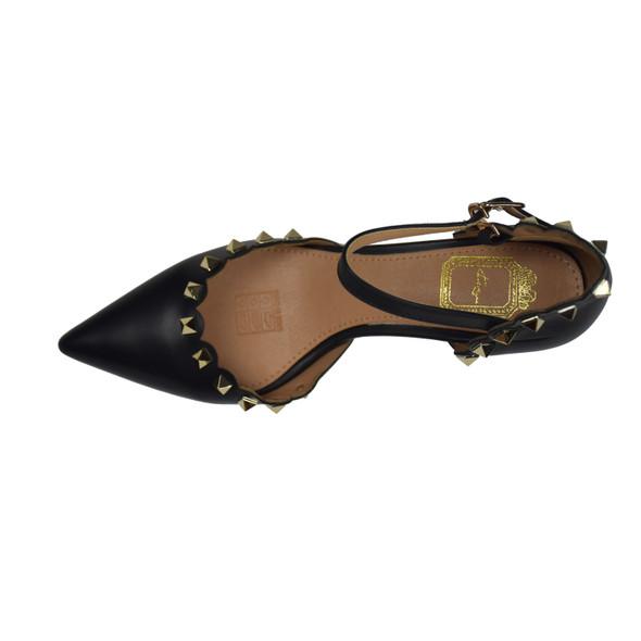 Alison Black Heels