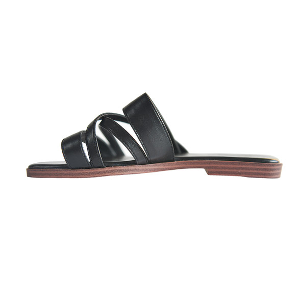 Emerson Black Sandals