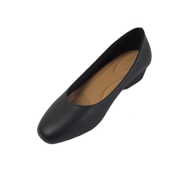 Ester Black Heels