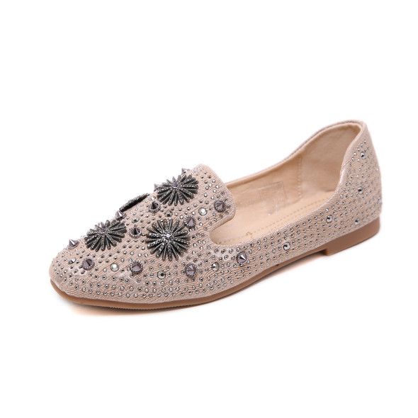 Willow Pink Flats