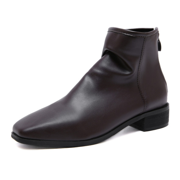Isabella Brown Boots