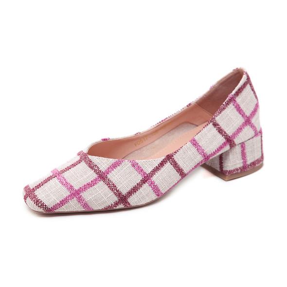 Natalie Red Heels
