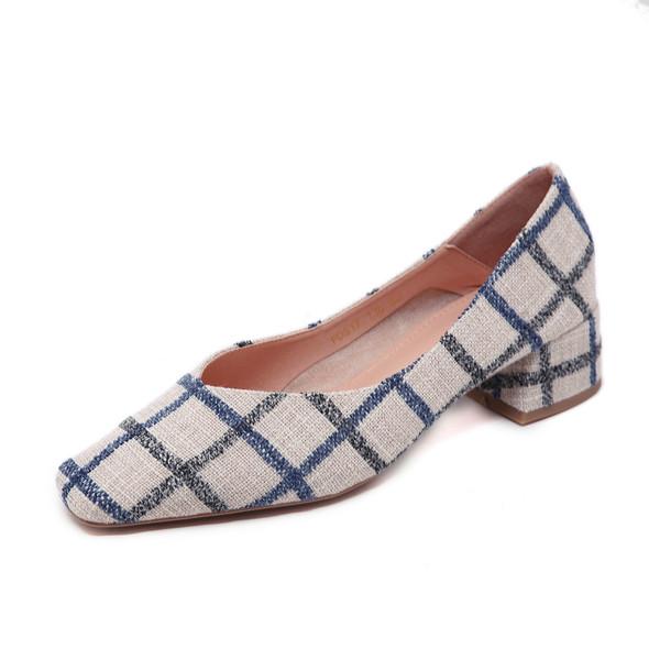Natalie Blue Heels