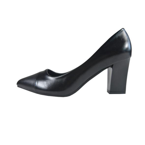 Jade Black Heels