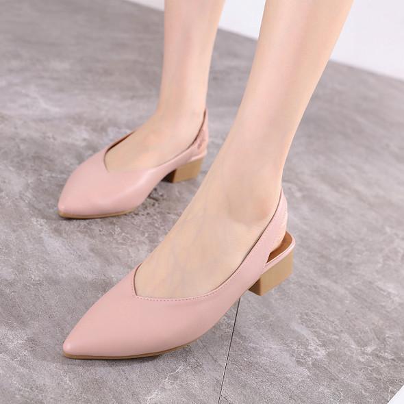 Louise Pink Heels