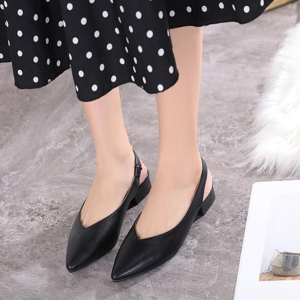 Louise Black Heels