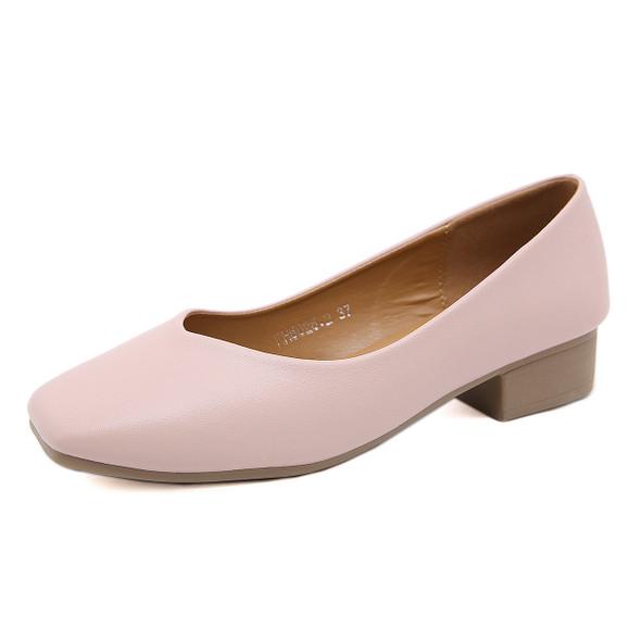 Vinny Pink Heels