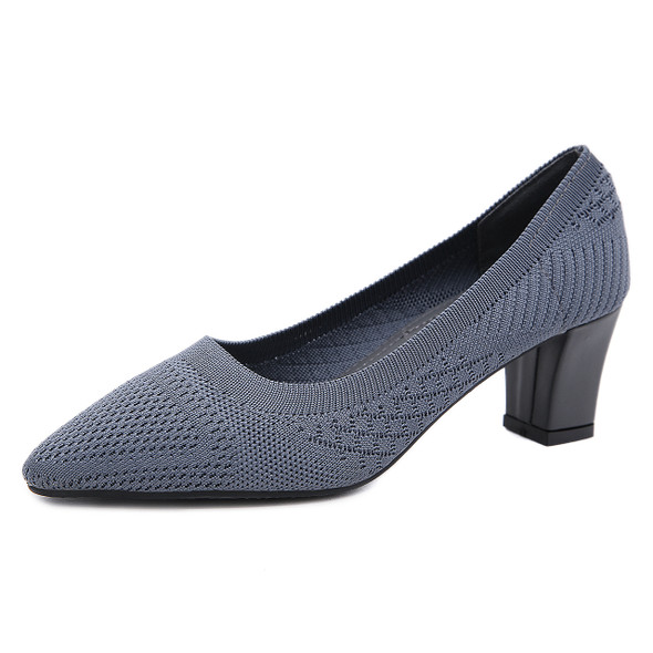 Susanne Grey Heels