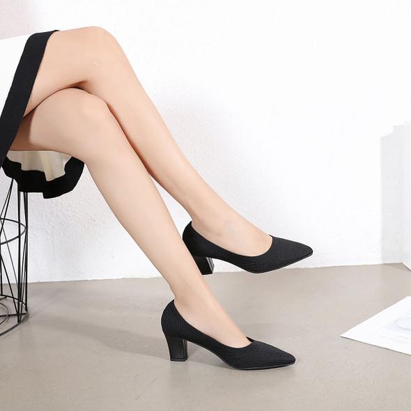Susanne Black Heels