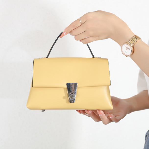 Cammy Yellow Bag