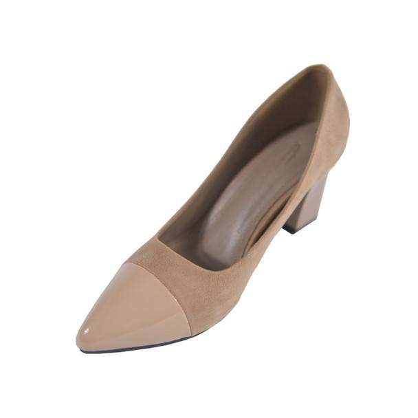 Jade Beige Heels