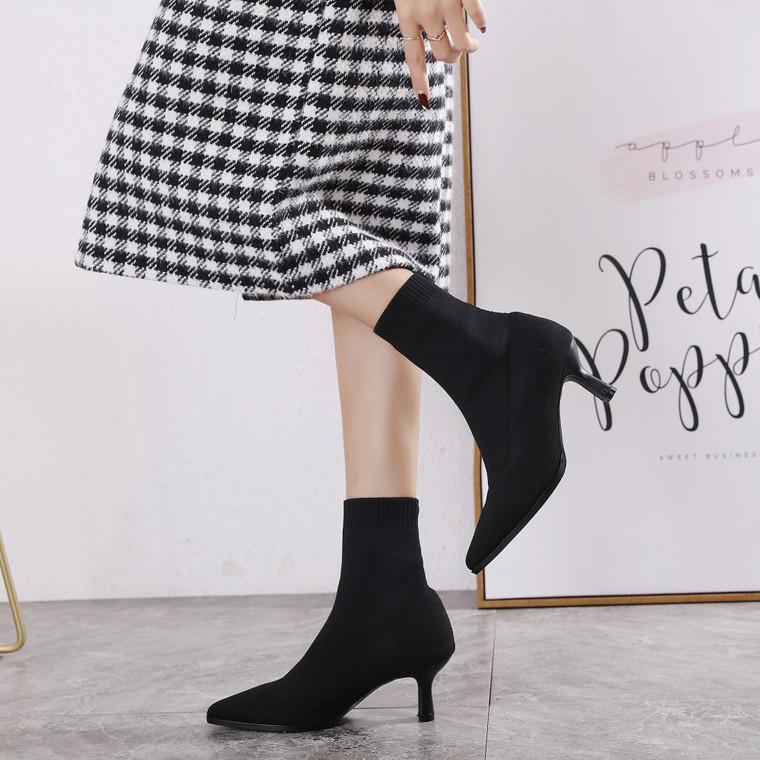 Gabriella Black Boots