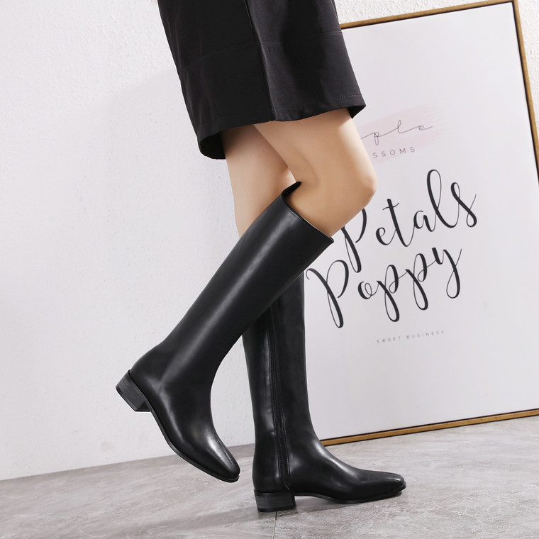 Kerstin Black Boots