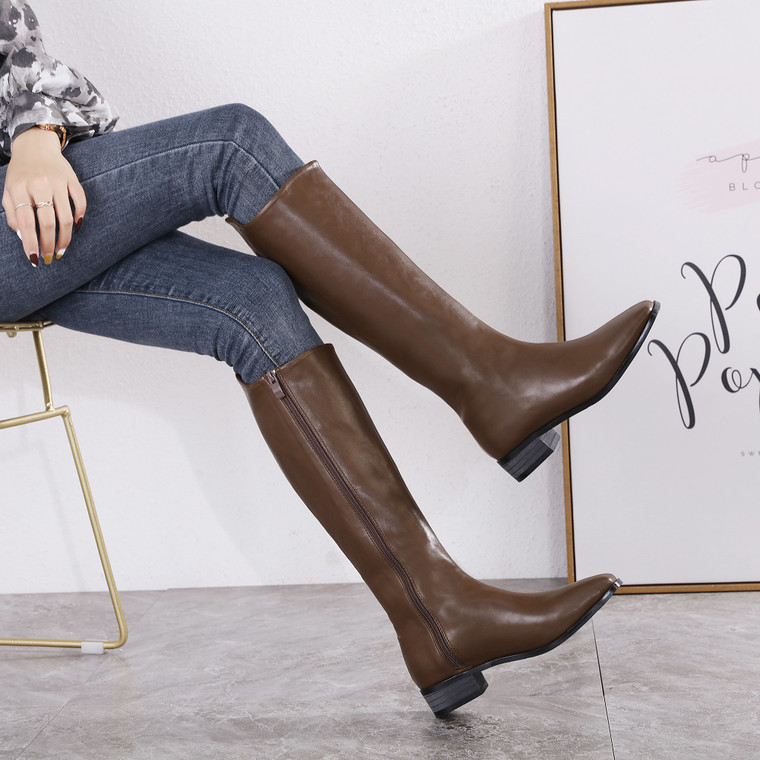 Kerstin Brown Boots