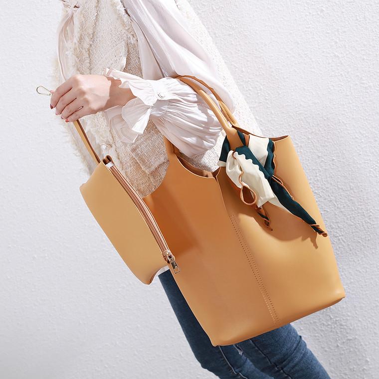 Isla Yellow Bag