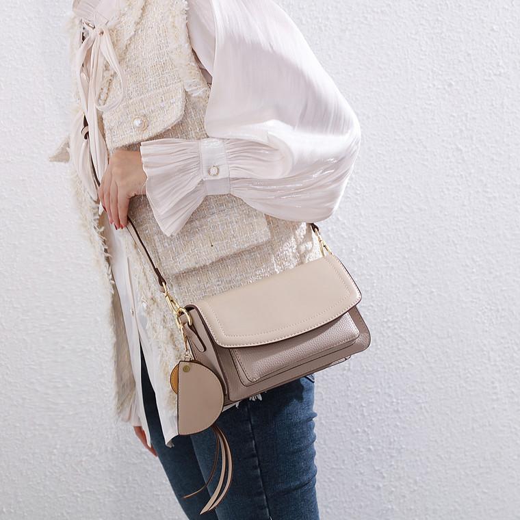 Eliana Beige Bag - Online Exclusive