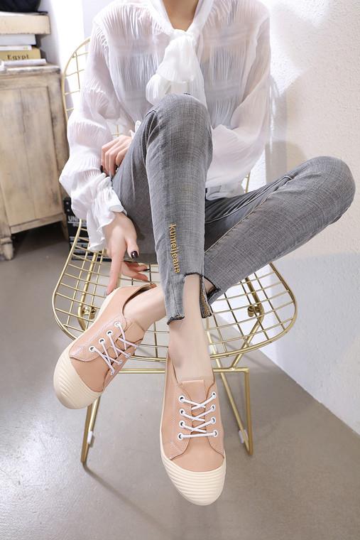 Amara Khaki Sneakers