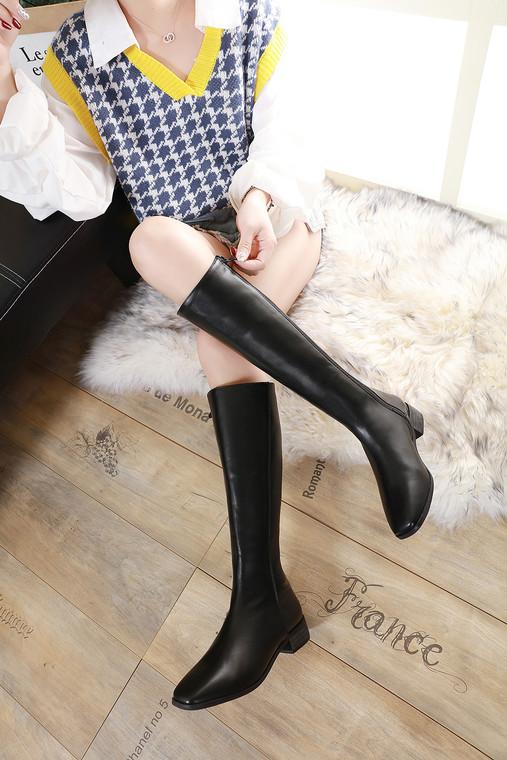 Mia Black Boots