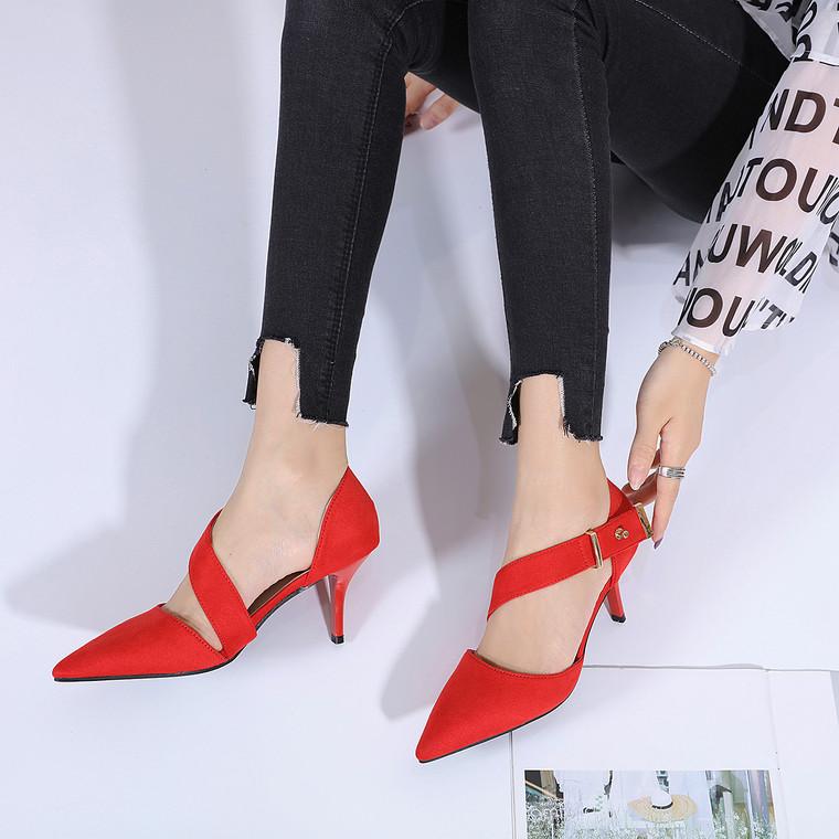 Sonja Red Heels