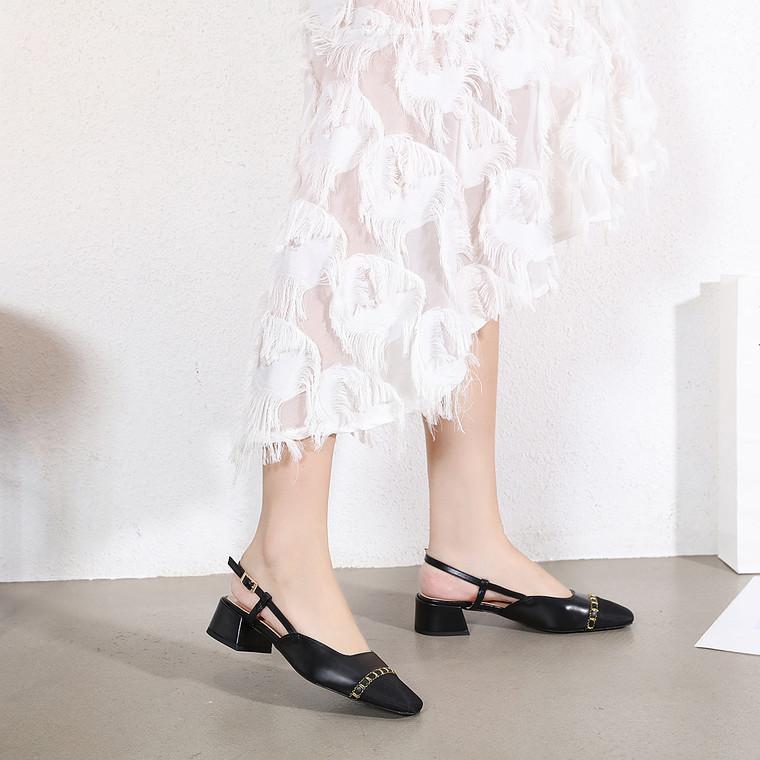 Sandra Black Heels