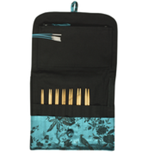 "HiyaHiya Bamboo 5"" Interchangeable Knitting Needle Set - Small"