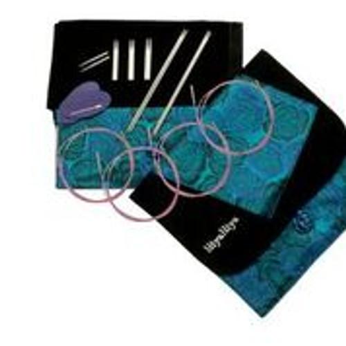 HiyaHiya SHARP Steel Sock Interchangeable Set with Case
