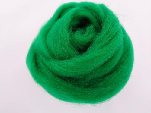 Kraemer Yarns Mauch Chunky Roving #R1056 Vibrant Green