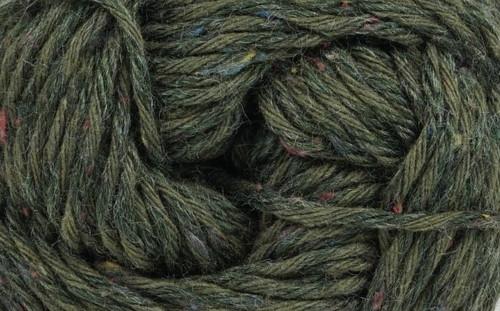Kraemer Yarns Tatamy Tweed Worsted Yarn - #1203 Evergreen