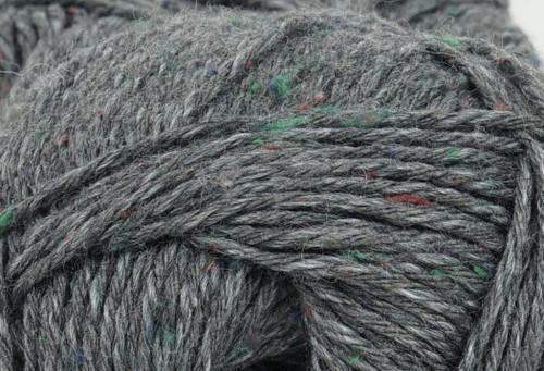 Kraemer Yarns Tatamy Tweed Worsted Yarn - #1206 Flannel