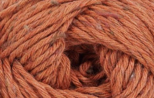 Kraemer Yarns Tatamy Tweed Worsted Yarn - #1208 Pumpkin