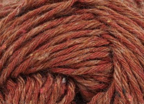 Kraemer Yarns Tatamy Tweed Worsted Yarn - #1241 Rust