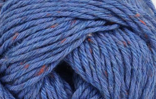 Kraemer Yarns Tatamy Tweed Worsted Yarn - #1214 Sea Blue