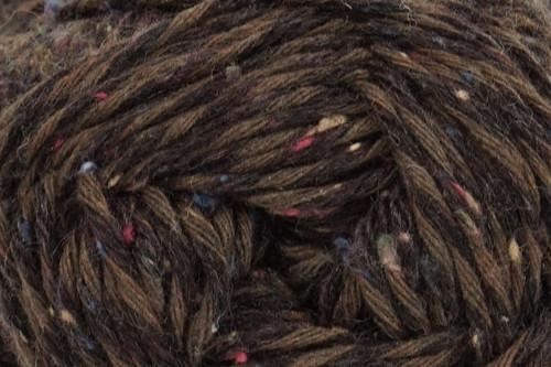 Kraemer Yarns Tatamy Tweed Worsted Yarn - #1202 Walnut