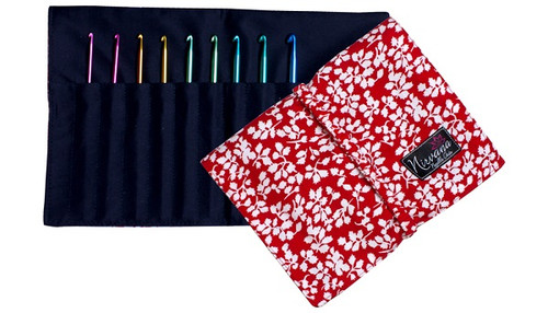 HiyaHiya Aluminum Crochet Hook Gift Set with Nirvana Case