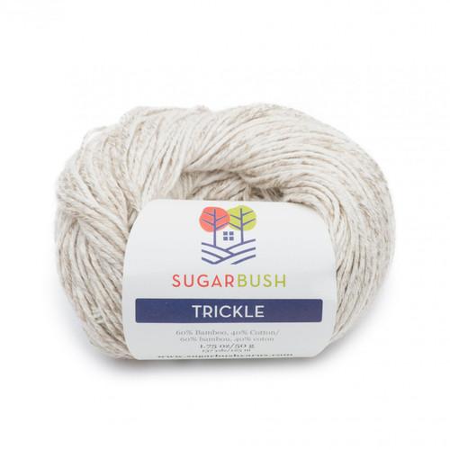 Trickle Cotton/Bamboo Super Fine/Sock by Sugar Bush Yarns